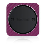 Mac Mini Skins - Carbon Fiber - iCarbons - 18
