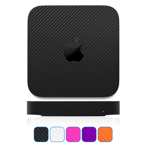 Mac Mini Skins (Late 2018-Current) - Carbon Fiber