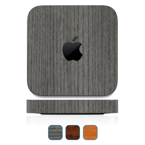 Mac Mini Skins (Late 2018-Current) - Wood Grain