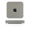 Mac Mini Skins - Brushed Metal - iCarbons - 4