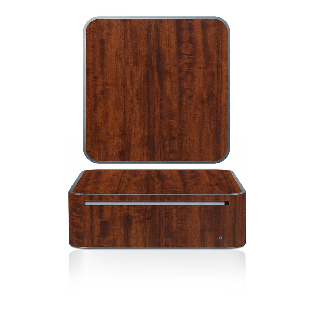 Mac Mini 2005-2009 - Dark Wood Carbon Fiber - iCarbons