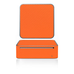 Mac Mini 2005-2009 - Orange Carbon Fiber