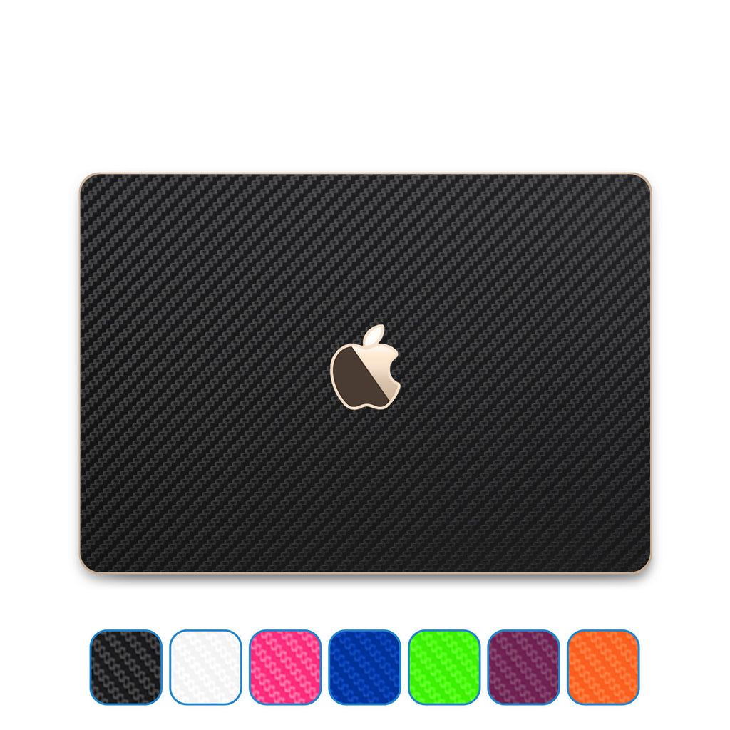 "MacBook 12"" Retina Skin (Early 2015 - Current) - Carbon Fiber - iCarbons - 1"