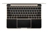 "MacBook 12"" Retina Skin (Early 2015 - Current) - Leather - iCarbons - 4"