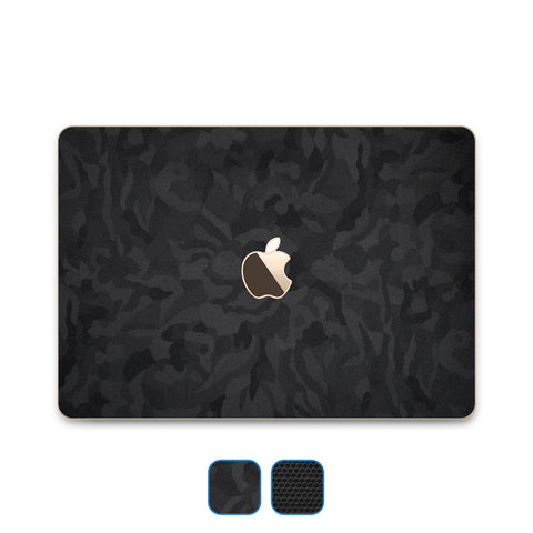 "MacBook 12"" Retina Skin (Early 2015 - Current) - Stealth Series"