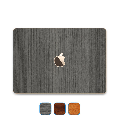 "MacBook 12"" Retina Skin (Early 2015 - Current) - Wood Grain"