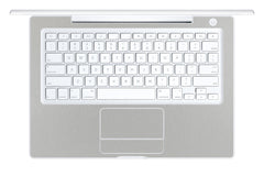 "Macbook 13"" 2006-2009 Polycarbonate - Brushed Titanium"