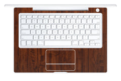 "Macbook 13"" 2006-2009 Polycarbonate - Dark Wood"