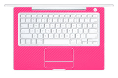 "Macbook 13"" 2006-2009 Polycarbonate - Pink Carbon Fiber"