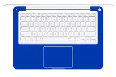 "Macbook 13"" 2009-2011 Polycarbonate - Blue Carbon Fiber"