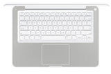 "Macbook 13"" 2009-2011 Polycarbonate - Brushed Aluminum - iCarbons - 1"