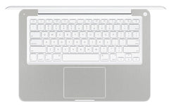 "Macbook 13"" 2009-2011 Polycarbonate - Brushed Aluminum"