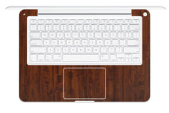 "Macbook 13"" 2009-2011 Polycarbonate - Dark Wood"