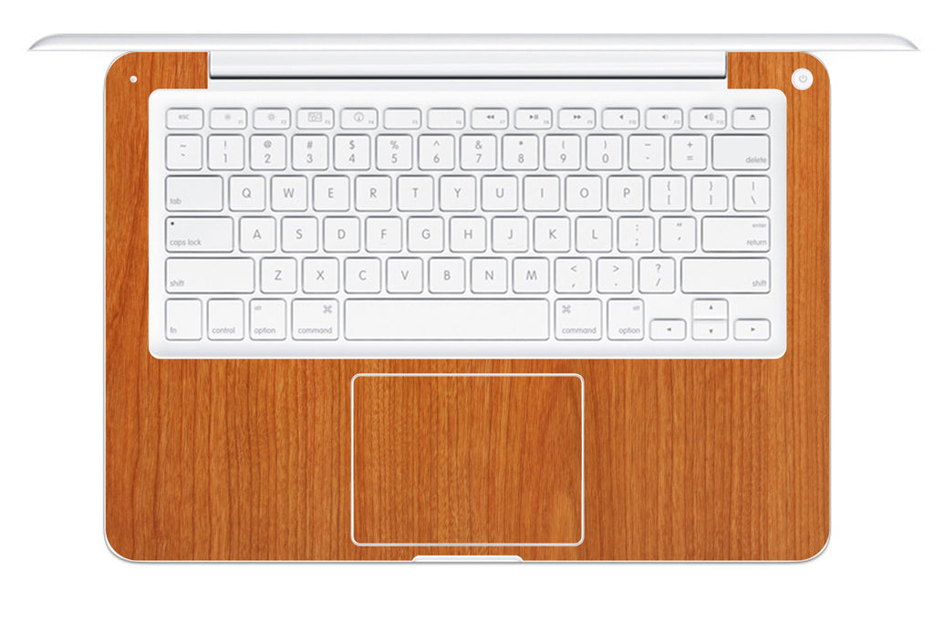 "Macbook 13"" 2009-2011 Polycarbonate - Light Wood - iCarbons - 1"