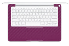 "Macbook 13"" 2009-2011 Polycarbonate - Purple Carbon Fiber"
