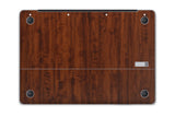 "Macbook 13"" Late 2008 Silver Unibody Skins - Wood Grain - iCarbons - 5"