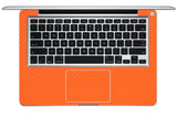 "Macbook 13"" Late 2008 Silver Unibody Skins - Carbon Fiber - iCarbons - 28"
