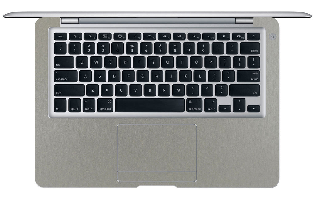 "Macbook Air (1st Gen) 13"" - Brushed Titanium - iCarbons - 1"