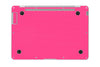 "Macbook Air (1st Gen) 13"" - Pink Carbon Fiber - iCarbons - 3"
