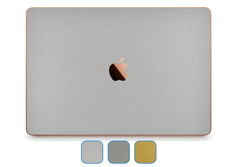 "MacBook Air 13"" Skin (Late 2018 - Current) - Brushed Metal"