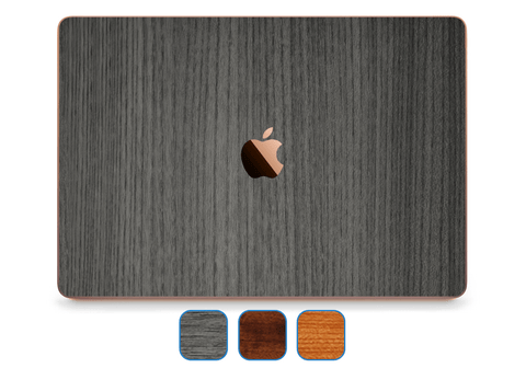 "MacBook Air 13"" Skin (Late 2018 - Current) - Wood Grain"