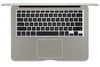 "MacBook Air 13"" Skin (2010 - Current) - Brushed Metal - iCarbons - 8"