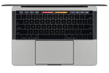 "MacBook Pro 13"" Skin (Late 2016, with Touchbar) - Brushed Metal - iCarbons - 4"