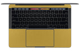 "MacBook Pro 13"" Skin (Late 2016, with Touchbar) - Brushed Metal - iCarbons - 12"