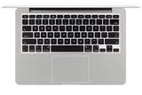"MacBook Pro 13"" Retina Skin (Mid 2012 - Mid 2016) - Brushed Metal - iCarbons - 4"