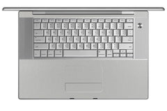 "MacBook Pro 15"" (1st Gen) - Brushed Aluminum"