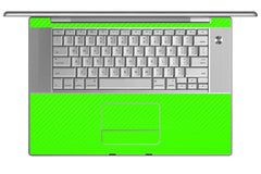 "MacBook Pro 15"" (1st Gen) - Green Carbon Fiber"
