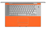 "MacBook Pro 15"" (1st Gen) - Orange Carbon Fiber - iCarbons - 1"