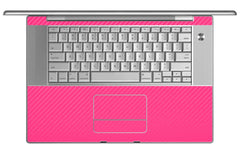 "MacBook Pro 15"" (1st Gen) - Pink Carbon Fiber"