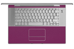 "MacBook Pro 15"" (1st Gen) - Purple Carbon Fiber"
