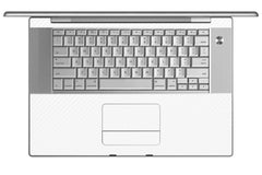 "MacBook Pro 15"" (1st Gen) - White Carbon Fiber"