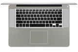 "MacBook Pro 15"" Skin (Late 2008 - Mid 2012) - Brushed Metal - iCarbons - 7"