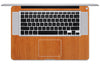 "MacBook Pro 15"" Skin (Late 2008 - Mid 2012) - Wood Grain - iCarbons - 7"