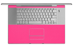 "MacBook Pro 17"" (1st Gen) - Pink Carbon Fiber"