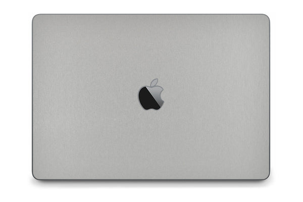 "MacBook Pro 13"" Skin (Late 2016, No Touchbar) - Brushed Metal - iCarbons - 2"