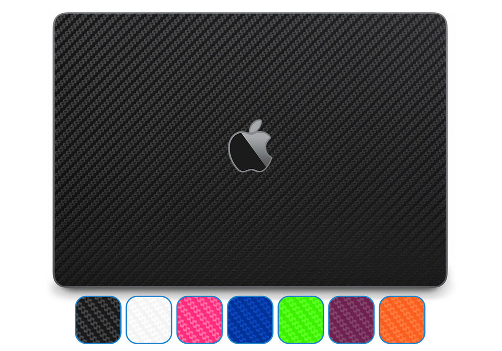 "MacBook Pro 15"" Skin (Late 2016, with Touchbar) - Carbon Fiber - iCarbons - 1"
