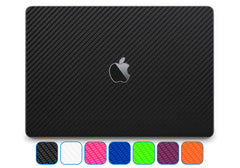 "MacBook Pro 15"" Skin (Late 2016, with Touchbar) - Carbon Fiber"