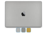 "MacBook Pro 13"" Skin (Late 2016, with Touchbar) - Brushed Metal - iCarbons - 1"