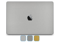 "MacBook Pro 13"" Skin (Late 2016, with Touchbar) - Brushed Metal"