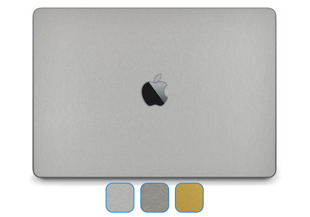 "MacBook Pro 13"" Skin (Late 2016, No Touchbar) - Brushed Metal - iCarbons - 1"