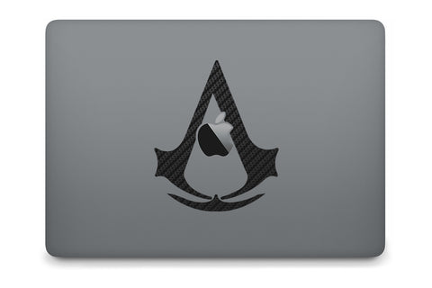 Assassins Add-on Decal - Macbook - iCarbons - 1
