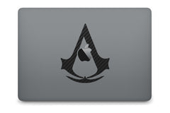Assassins Add-on Decal - Macbook