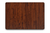 "MacBook Pro 15"" Skin (Late 2016, with Touchbar) - Wood Grain - iCarbons - 3"