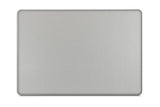 "Macbook 13"" 2009-2011 Polycarbonate - Brushed Aluminum - iCarbons - 2"