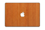 "Macbook 13"" Late 2008 Silver Unibody Skins - Wood Grain - iCarbons - 6"