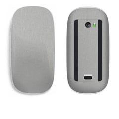 Apple Magic Mouse Skins - Brushed Metal
